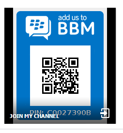 Join our BBM Channel for easier access to our posts. Thank you
